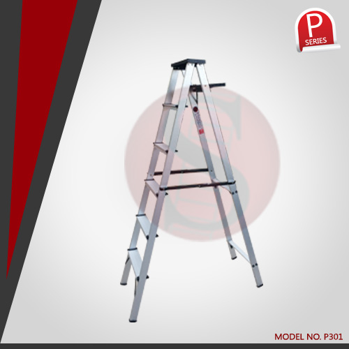 Step Ladder with Tool tray