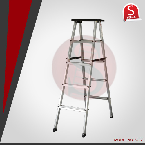 Double Side Step Ladder